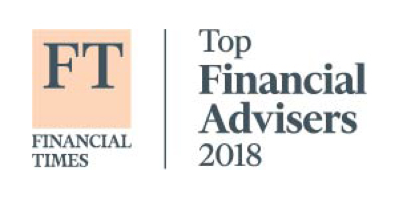 Financial Times Top Advisors of 2018